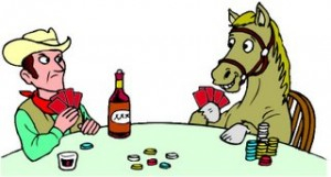 horse poker blog